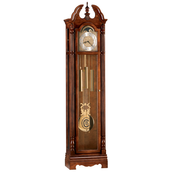 Clemson University Howard Miller Grandfather Clock At M Lahart