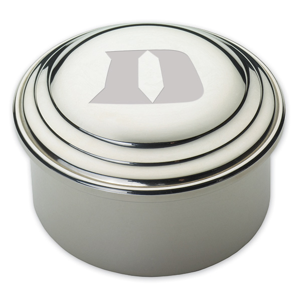 Duke Pewter Keepsake Box At M Lahart Amp Co